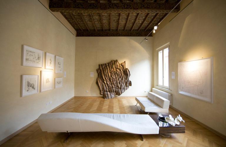 Home gallery una galleria d arte in casa casanoi blog for Aprire i piani casa artigiano concetto