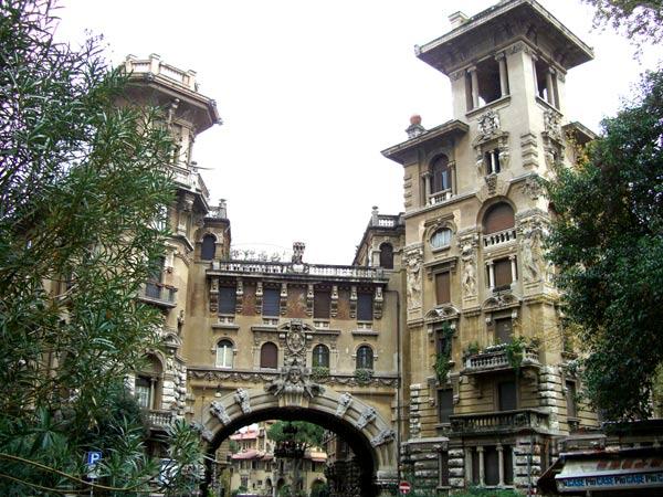 Stili architettonici il liberty casanoi blog for Architettura blog