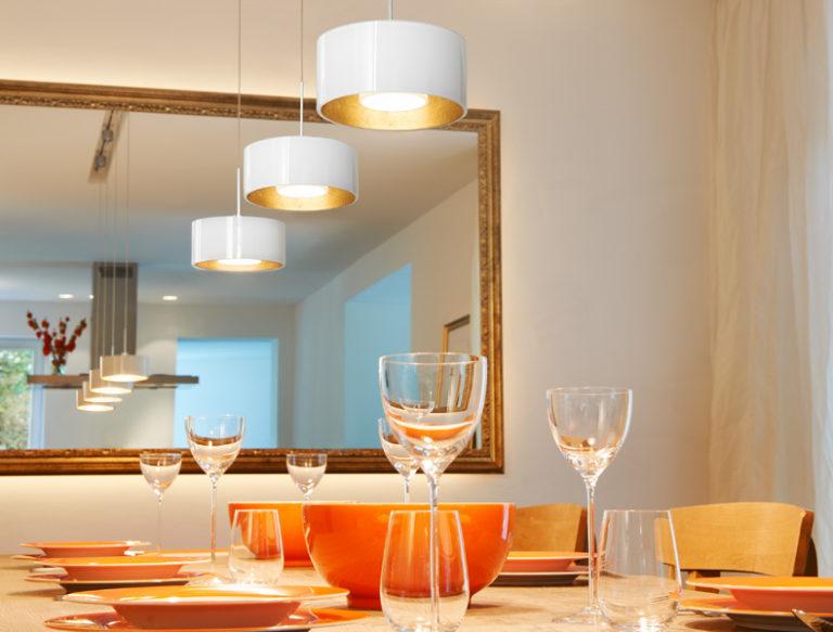 Luci per la casa quali scegliere e come disporle casanoi blog - Luci da tavolo design ...