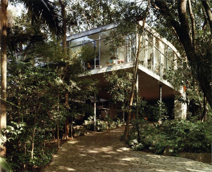 Arte nella foresta casanoi blog - La casa di vetro ...