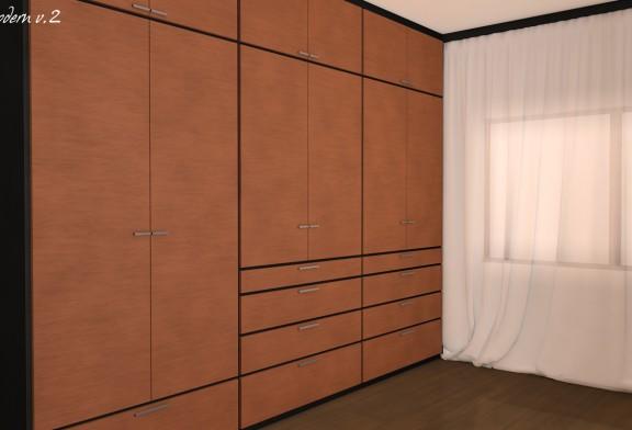 Cinque idee per progettare la cabina armadio dei tuoi - Cabina armadio progetto ...