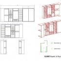 Progetto Design per Cabina armadio di Alvaro Llaveria Sanchezo - sezione