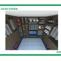 Progetto Design per Cabina armadio di Rocco Moliterni - Render