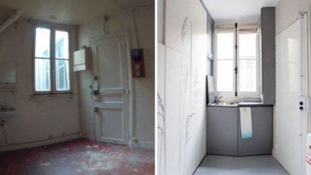 A parigi una casa in 8 metri quadri casanoi blog for Quadri per appartamento