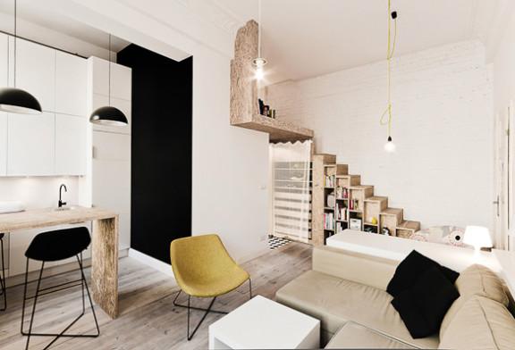 Come arredare appartamenti di 20 o 30 mq casanoi blog - Arredare casa 30 mq ikea ...