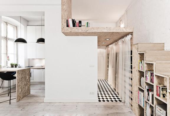 Cucina da 12 mq