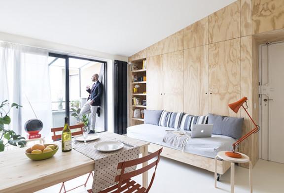 Come arredare appartamenti di 20 o 30 mq casanoi blog for Arredare un monolocale di 20 mq