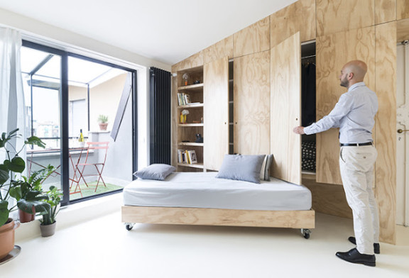 Come arredare appartamenti di 20 o 30 mq casanoi blog - Cucine per miniappartamenti ...
