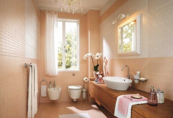 naturalmente a seconda delle dimensioni del bagno bisogner decidere anche il numero di punti luce che occorrono