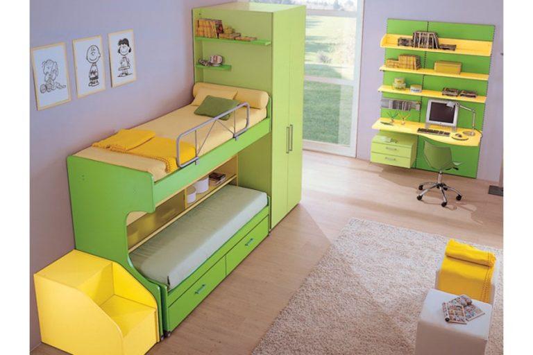 Come arredare la cameretta per i bambini casanoi blog for Come costruire una piccola casa a buon mercato