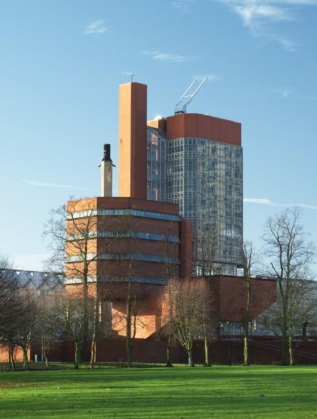 I laboratori della Facoltà di Ingegneria di Leicester di James Stirling