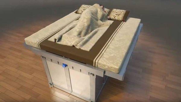 Il letto antisismico di Prataviera e il letto anti-terremoto di ...