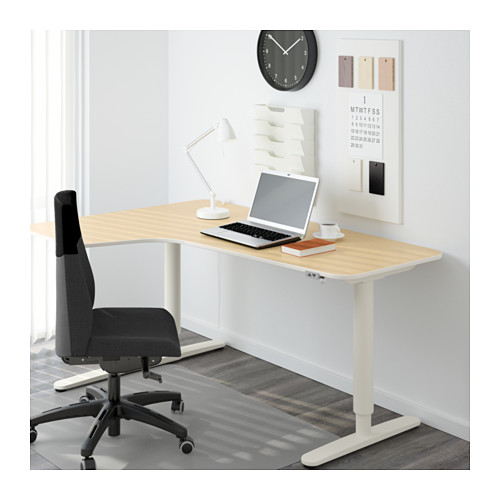 Scrivania Ikea da ufficio e da studio | CasaNoi Blog