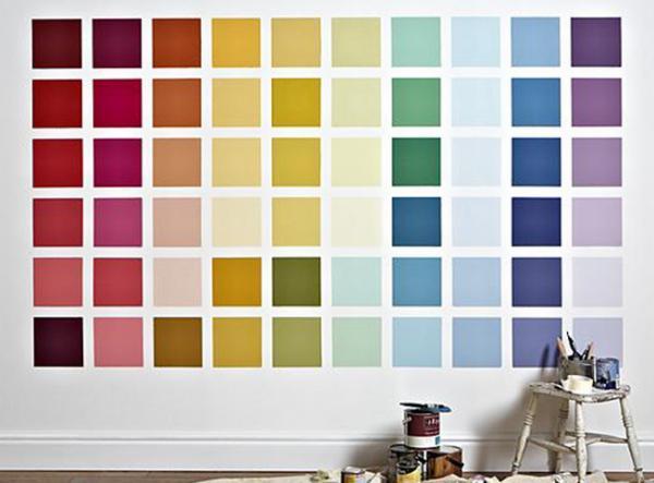 Colori delle pareti come sceglierli casanoi blog - Colorare pareti casa ...