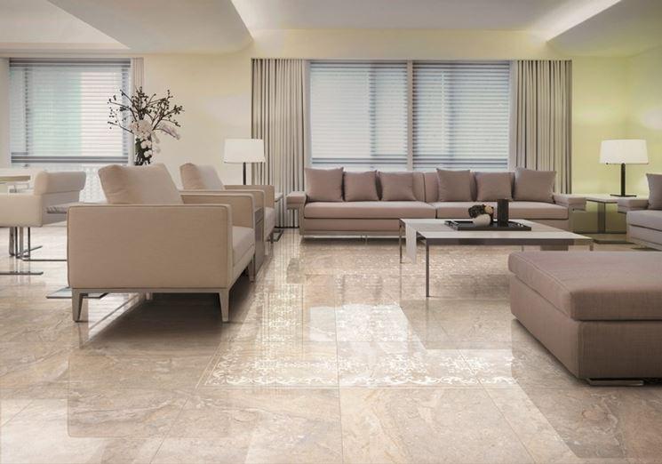 Pulizia e manutenzione del marmo casanoi blog - Pavimenti moderni per interni ...