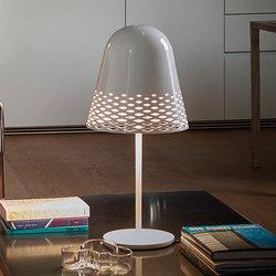 Lampade da tavolo la jackie di panzeri e la capri di rotaliana casanoi blog - Cappelli per lampade da tavolo ...