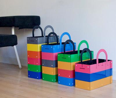 Contenitori per raccolta differenziata 4 modelli di design casanoi blog - Contenitori raccolta differenziata per casa ...