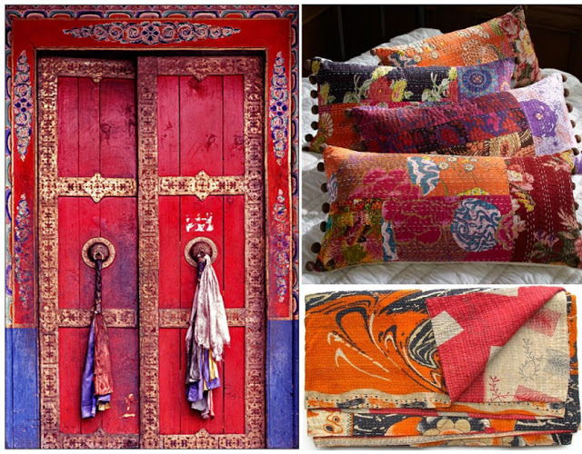 Mobili etnici casanoi blog for Stili dei mobili