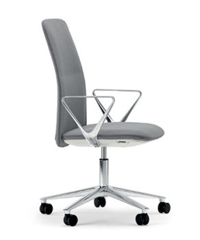 Sedie da ufficio per una corretta postura casanoi blog for Sedia ufficio postura