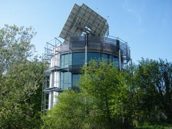 Heliotrop casa girasole ecosostenibile