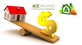 APE certificazione energetica Milano Monza con sopralluogo