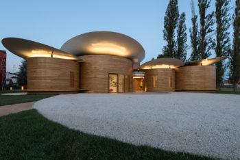 La Casa della Musica di Mario Cucinella (foto Moreno Maggi)