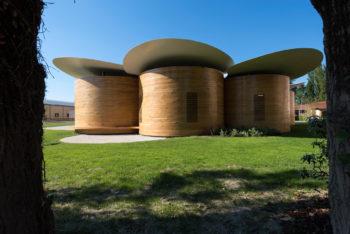 architettura de La Casa della Musica