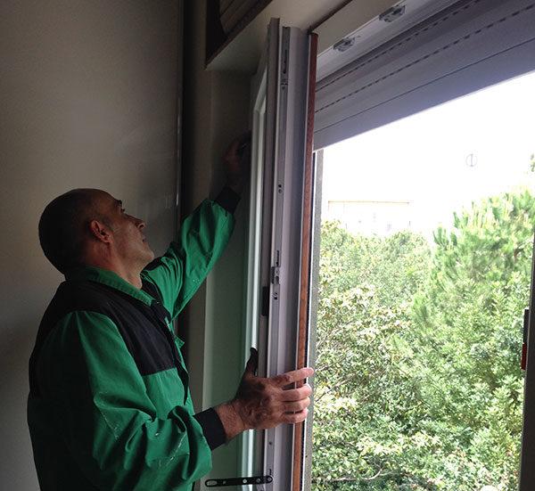 UNI 11673-1 norma sulla posa in opera di serramenti posa ante di una finestra Azienda Iacati Porte e Finestre