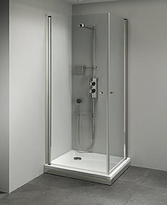 Box doccia soluzioni per ogni tipo di bagno casanoi blog for Un bagno in cabina