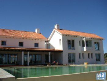 case in polistirolo la Villa di Julio Iglesias in Uruguay: sistema costruttivo M2
