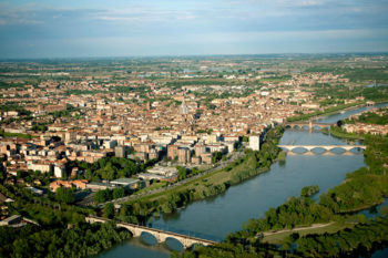 permesso di costruire, nuovo modulo unificato 2017 vista aerea comune di Pavia