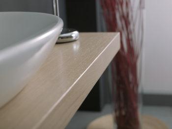 top per il lavabo da bagno top in legno di Bagno Shop