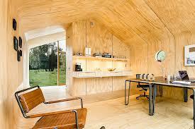 Wikkelhouse, casa prefabbricata in cartone, foto dell'interno