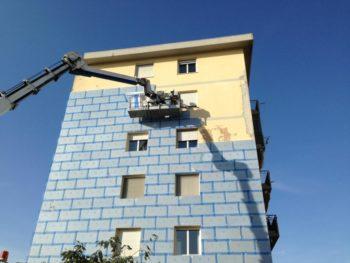 bonus casa 2018: Irpef, verde, mobili elettrodomestici, ecobonus, sismabonus Installazione cappotto termico in edificio