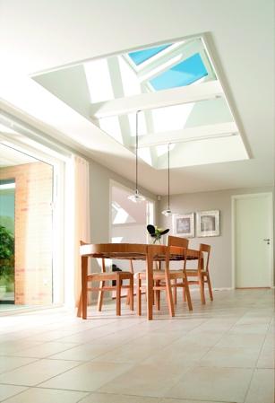 Con le finestre per tetti velux diffondi la luce naturale for Finestre velux per tetti