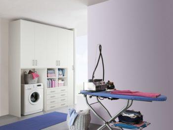 arredare ambienti di servizio : lavanderia con Mobile Mottes