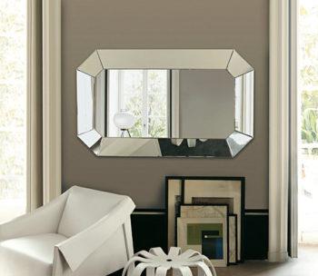come far sembrare più grande una stanza specchio che riflette finestra