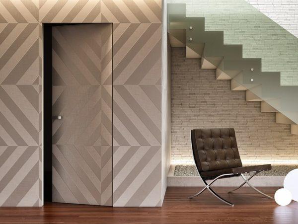 come scegliere le porte per interni FOTO Porta Absolute Swing di Ermetika