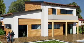case in classe A foto casa in legno