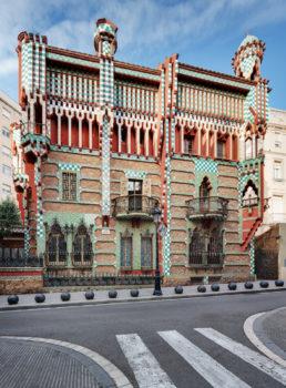 Casa Vicens di Antoni Gaudì a Barcellona