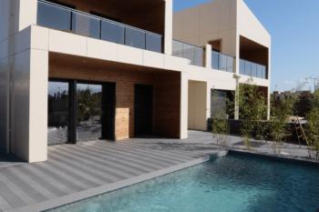 PopUp House casa passiva bioclimatica modulare Foto di una PopUp House realizzata
