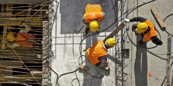 Norme Tecniche per le Costruzioni NTC 2018 operai in cantiere edile