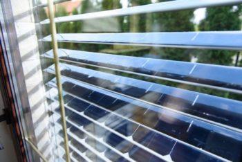Veneziane fotovoltaiche