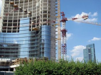 stato avanzamento lavori in cantiere edile