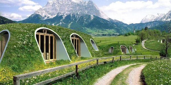 Case Hobbit che si costruiscono in 3 giorni