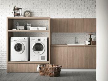 Mobile lavanderia Idrobox di Birex