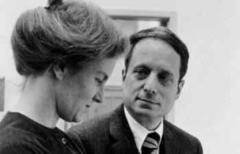 architetto Robert Venturi e Denise Scott Brown, sua moglie