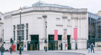 architetto Robert Venturi Sainsbury Wing National Gallery of Art London