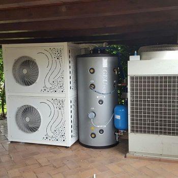 Pompa di calore GEU