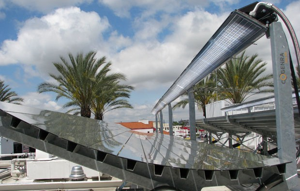 """impianti solar cooling Tecnologia solar cooling""""made in Mexico"""" della ricercatrice messicanaSusana Elvia Toledo Flores - Istituto delle Scienze dell'Università di Puebla"""